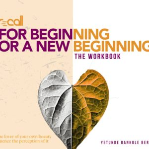 RECALL - The Workbook - Yetunde Bernard Company 1